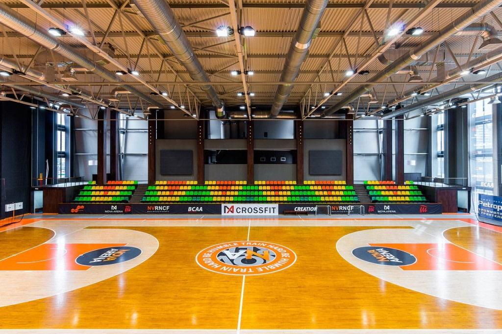 Зал Nova Arena — фотография 11