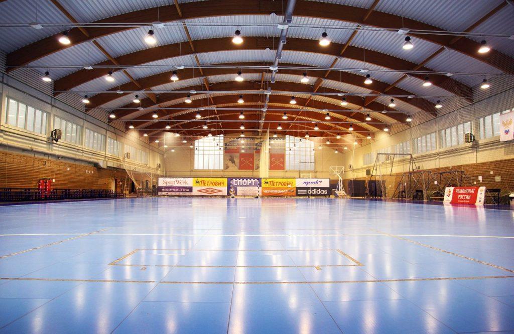 Центр спорта Калининского района - главная фотография