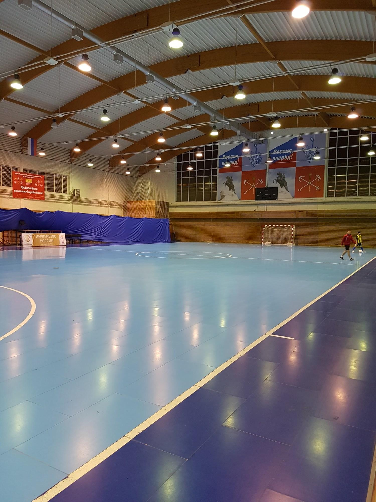 Центр спорта Калининского района — фотография 1