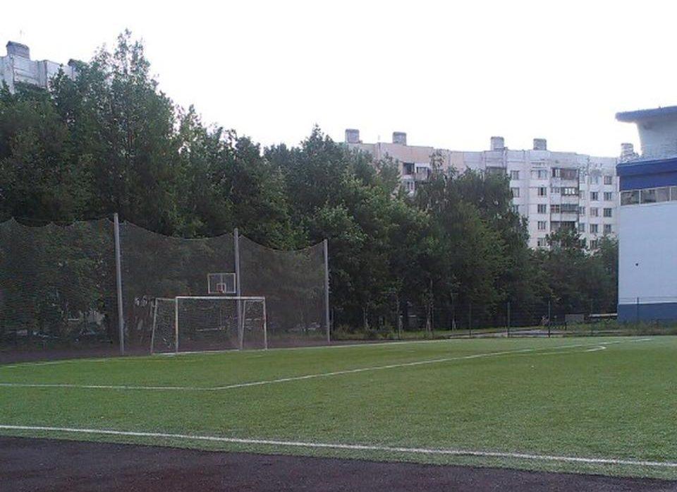 Стадион школы 457 — фотография 2