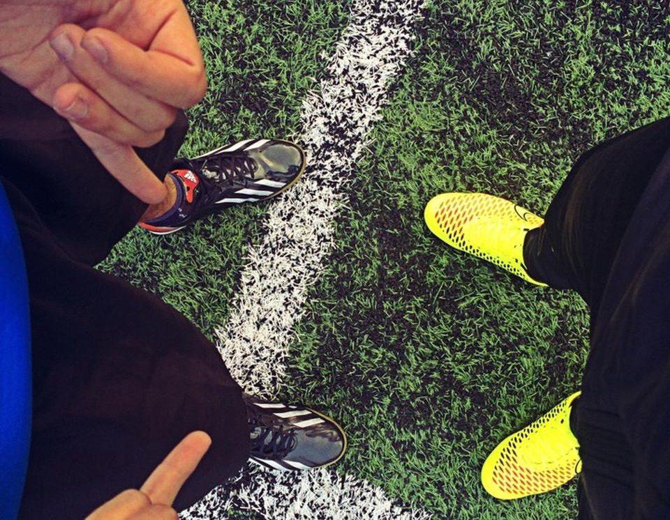 Футбольное поле в Таврическом саду — фотография 3