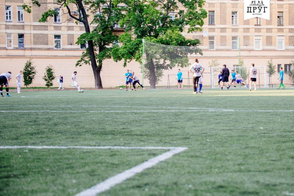 Стадион школы 163 — фотография 0
