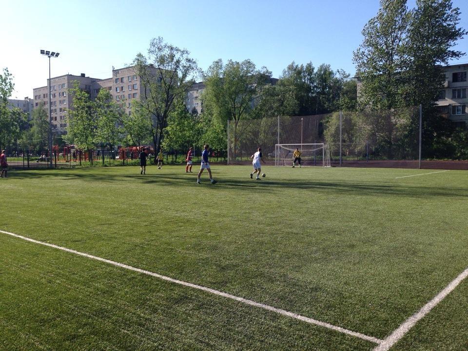 Стадион школы 133 — фотография 2