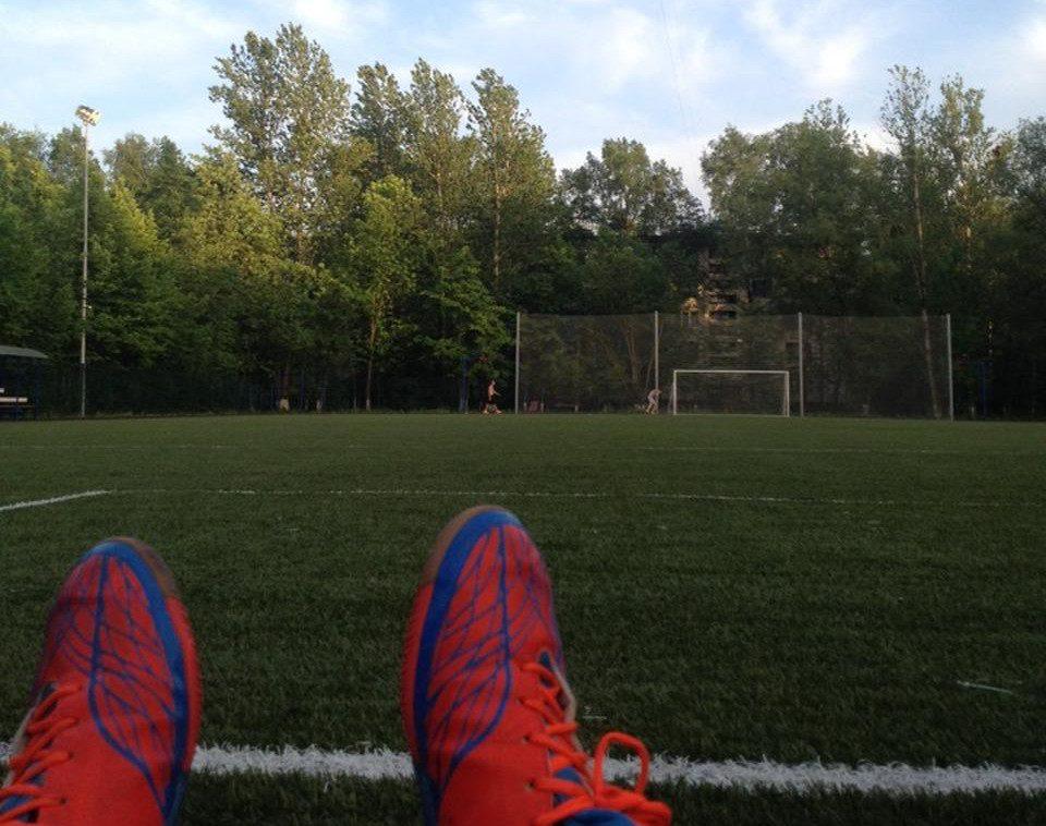 Стадион школы 133 — фотография 1