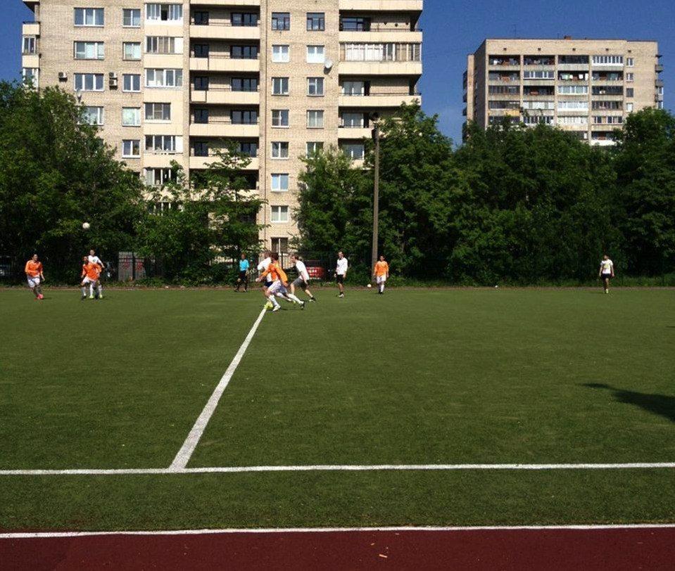 Стадион школы 230 — фотография 2