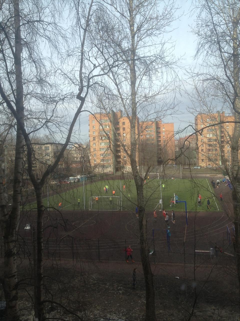 Стадион школы 298 - главная фотография