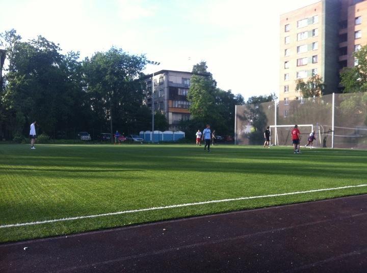 Стадион школы 298 — фотография 2
