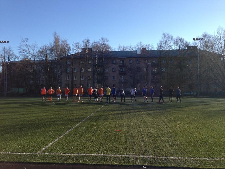 Стадион школы 284 — фотография 2