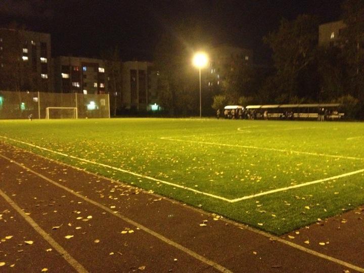 Стадион школы 284 — фотография 3