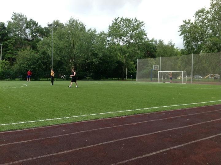Стадион школы 284 — фотография 1