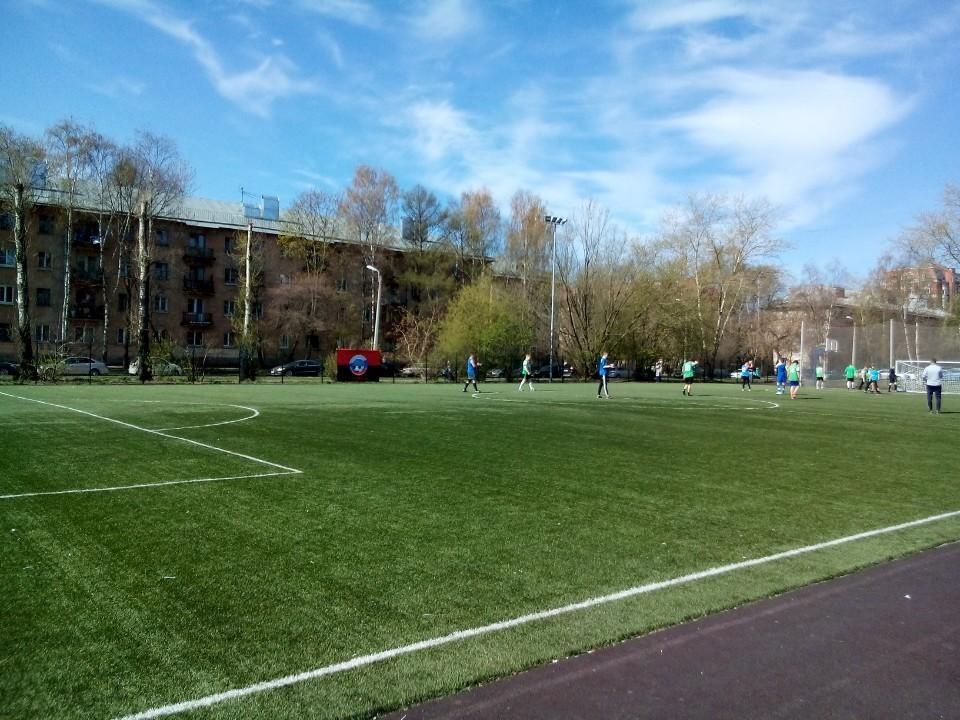 Стадион школы 284 — фотография 4