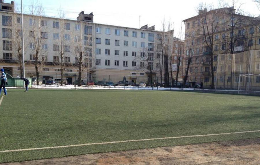 Стадион школы 533 - главная фотография