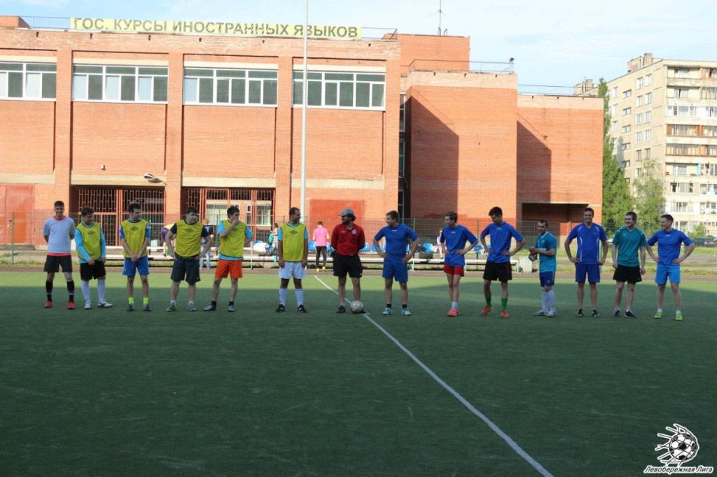 Стадион школы 553 - главная фотография