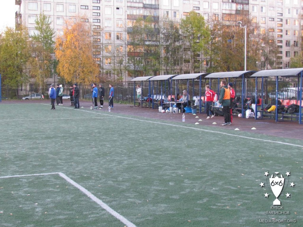Стадион школы 332 - главная фотография