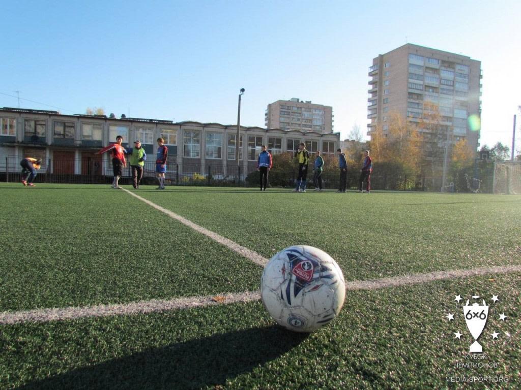 Стадион школы 332 — фотография 3