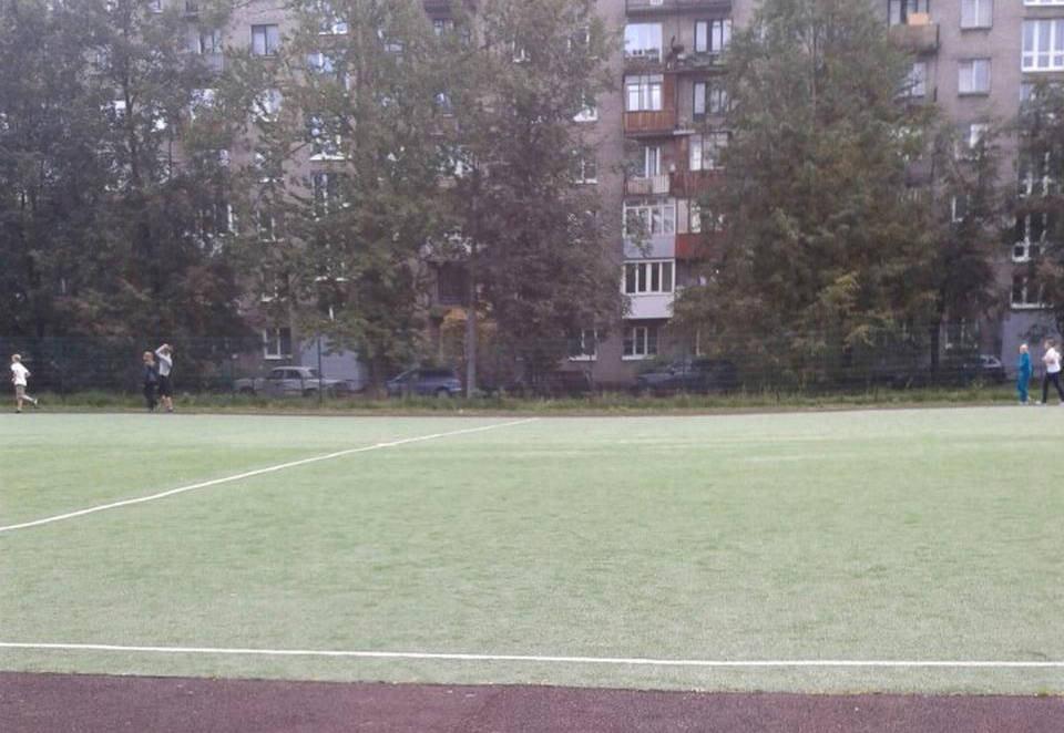 Стадион школы 201 - главная фотография