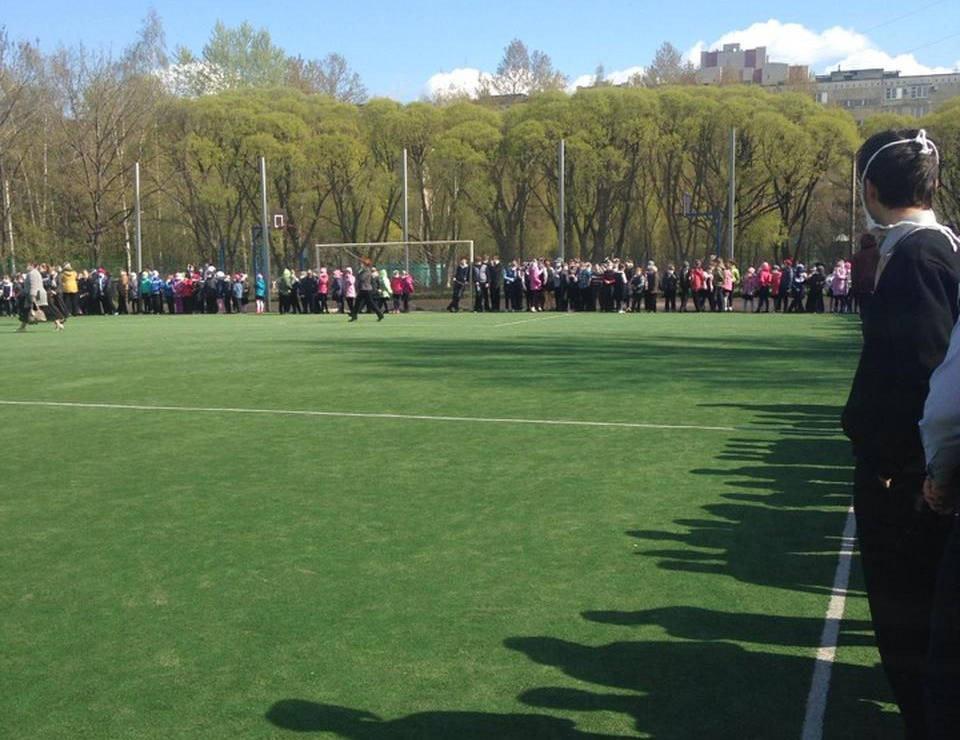 Стадион школы 201 — фотография 2