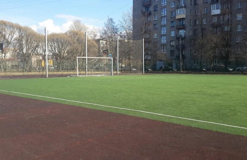 Стадион школы 201 — фотография 1