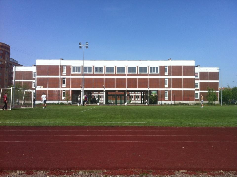 Стадион школы 644 — фотография 3