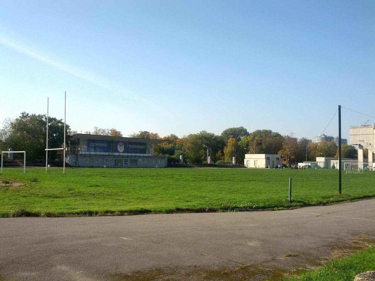 Стадион СКА — фотография 1
