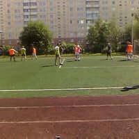 Стадион лицея 344 — фотография 0