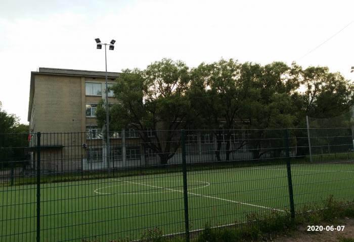 Стадион гимназии 524 — фотография 0