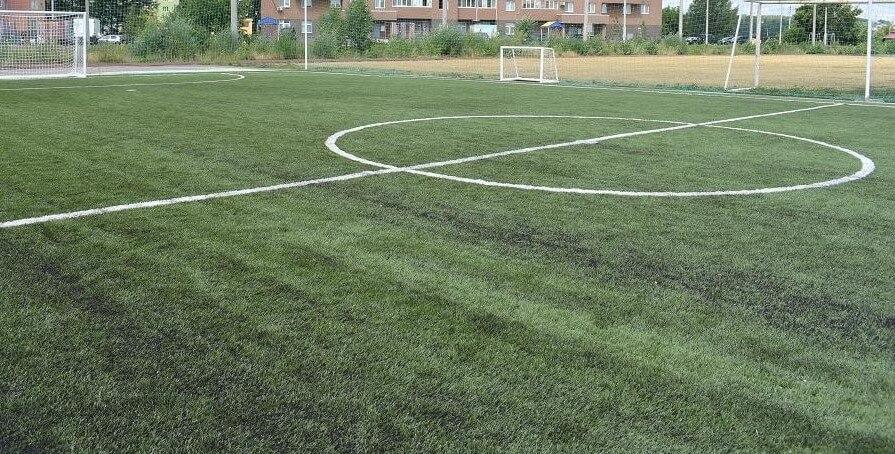 Стадион школы-интерната 22 — фотография 0
