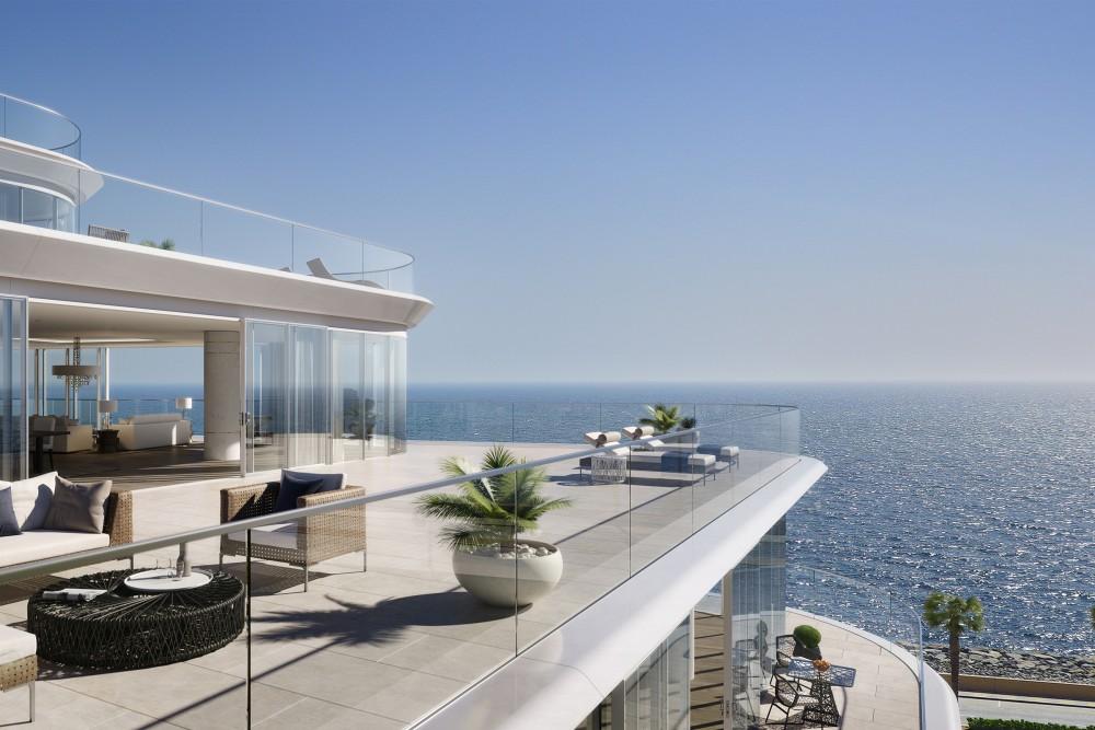 Alef Residence Balcony View