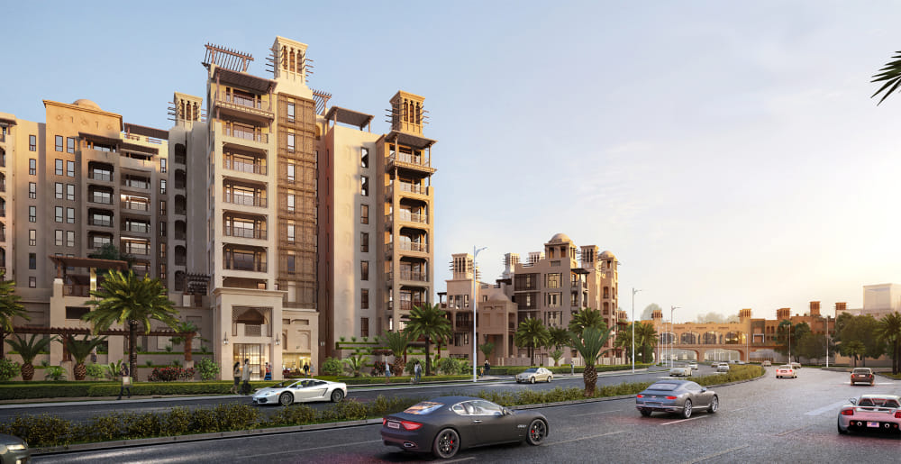 Madinat Jumeirah Development