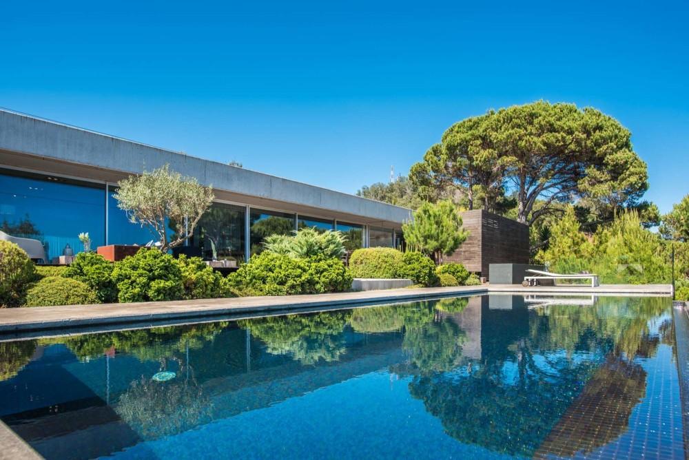 Contemporary Villa in Madeira, Portugal