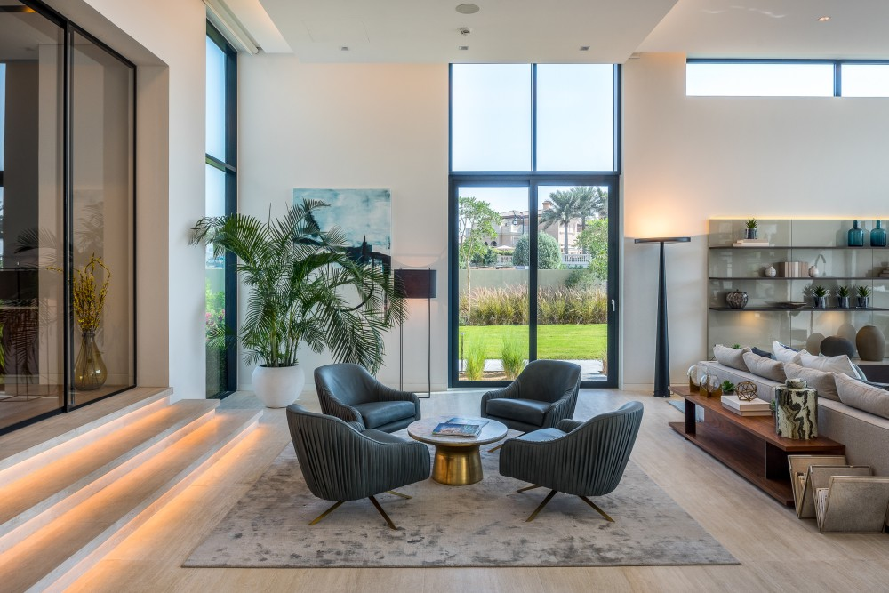 Hillside at Jumeirah Golf Estates Interior