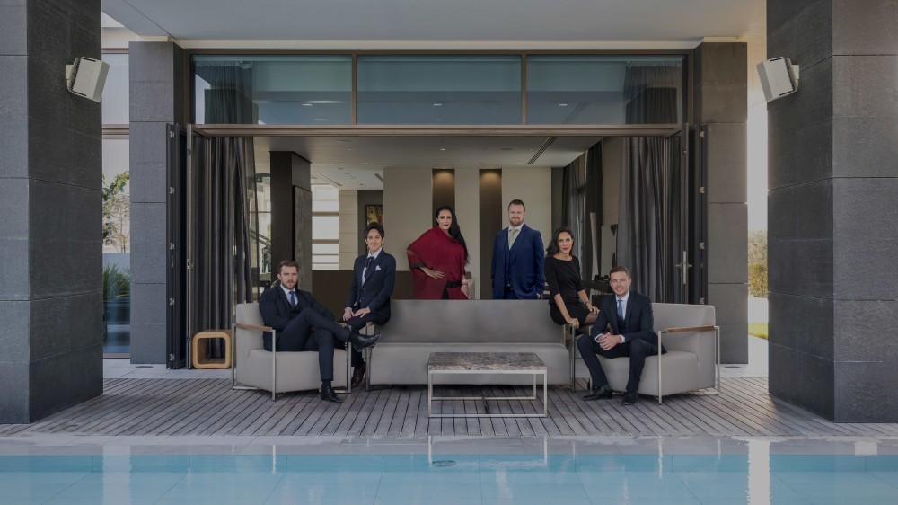 Gulf Sotheby's team