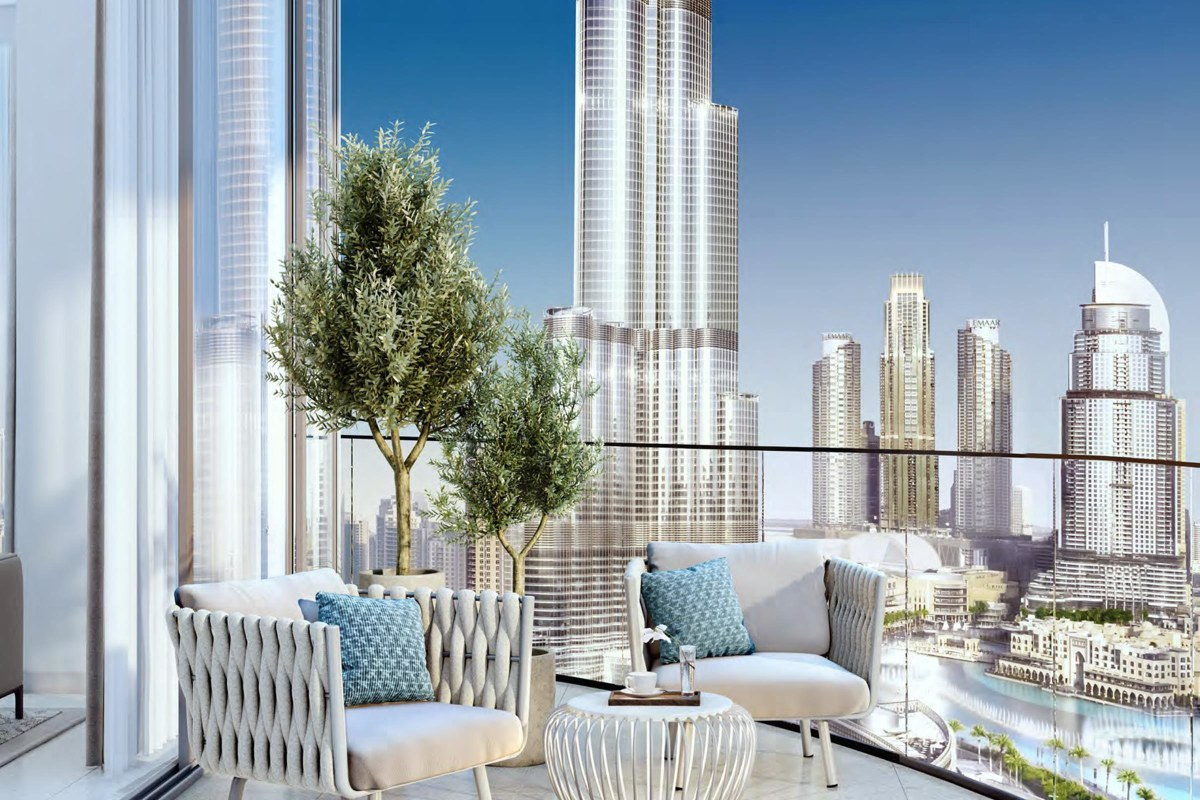 Grande | 1 BR | High Floor | Stunning Views
