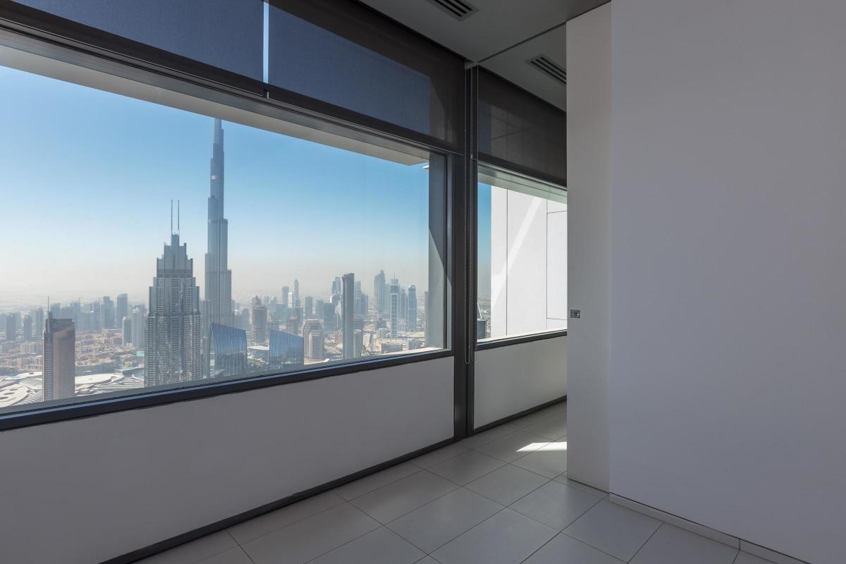 Burj Khalifa & Downtown View Large Layout