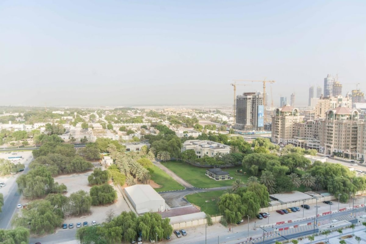 Charming Palaces of Zabeel View 1Bedroom