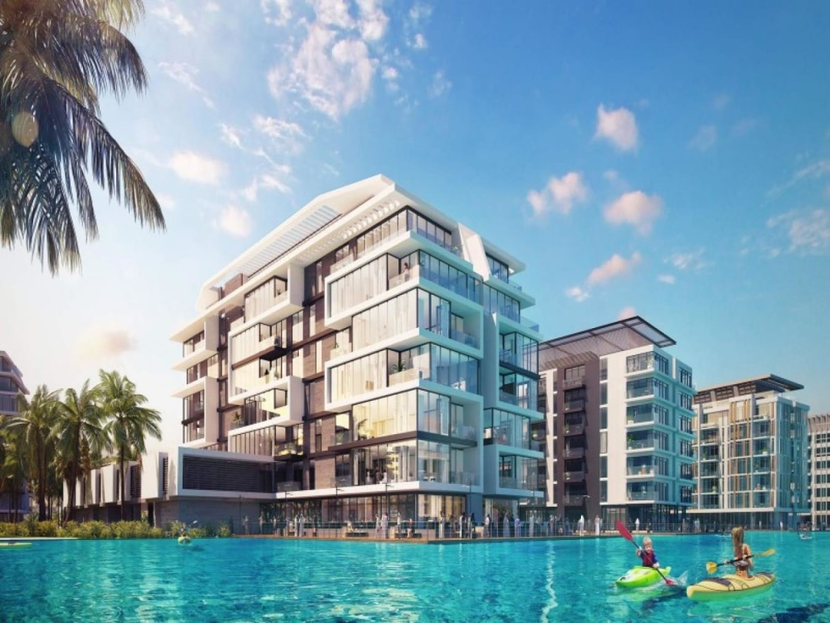 Luxurious 2 BR The Lagoons MBR District 1