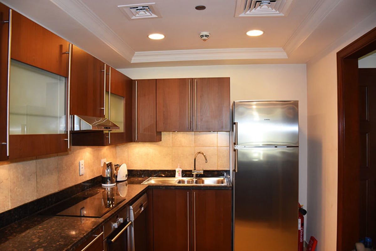 Maintenance contract | Furnished | 2 bed