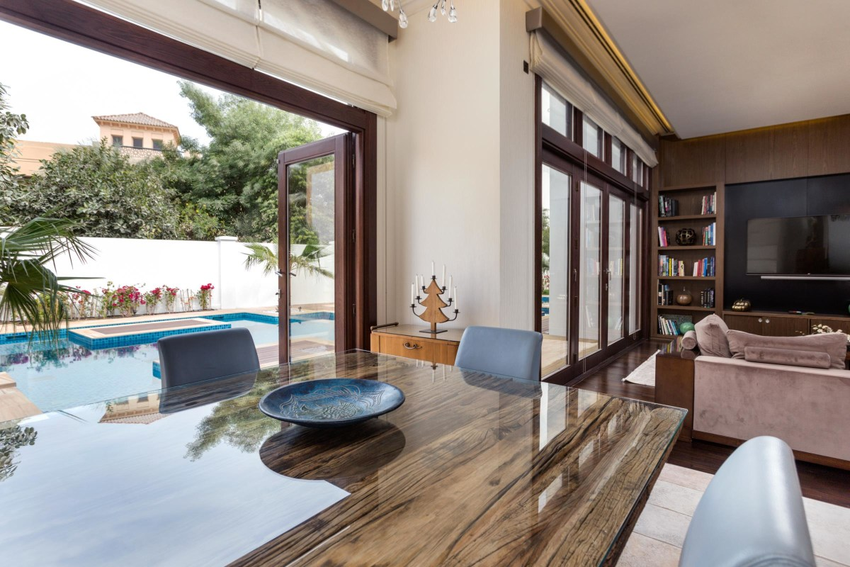 Designer Retreat in the Heart of  Barari