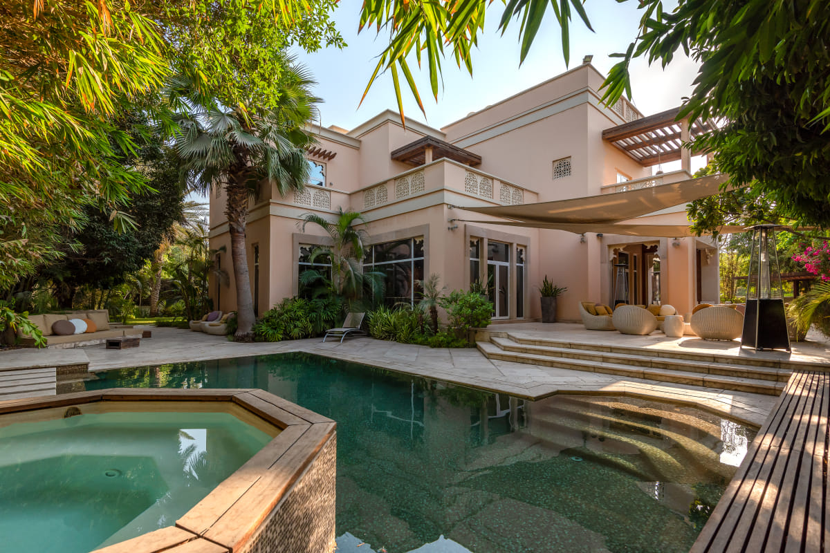 Beautifully Maintained | Furnished Villa
