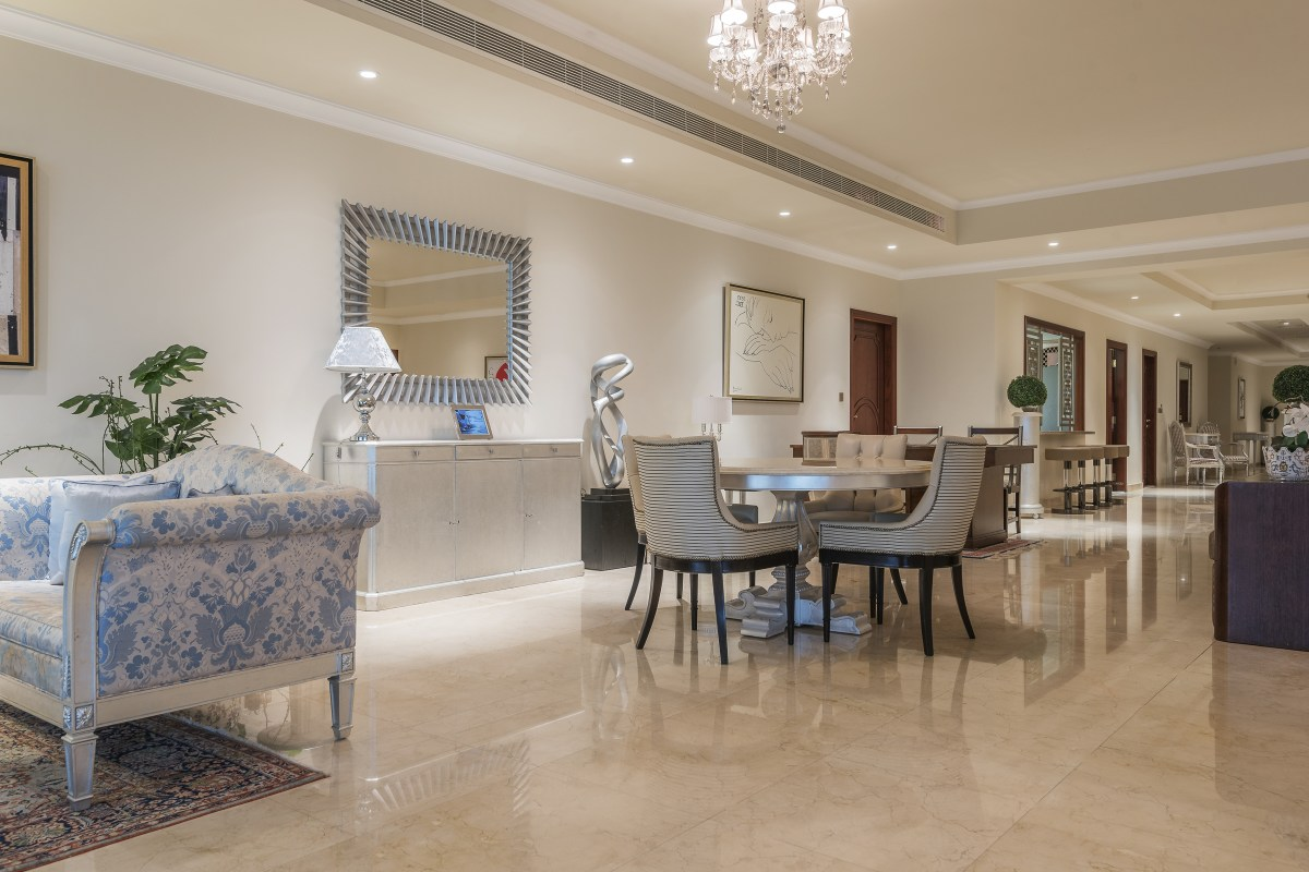 Simplex Penthouse in Kempinski Residence | Gulf Sotheby's