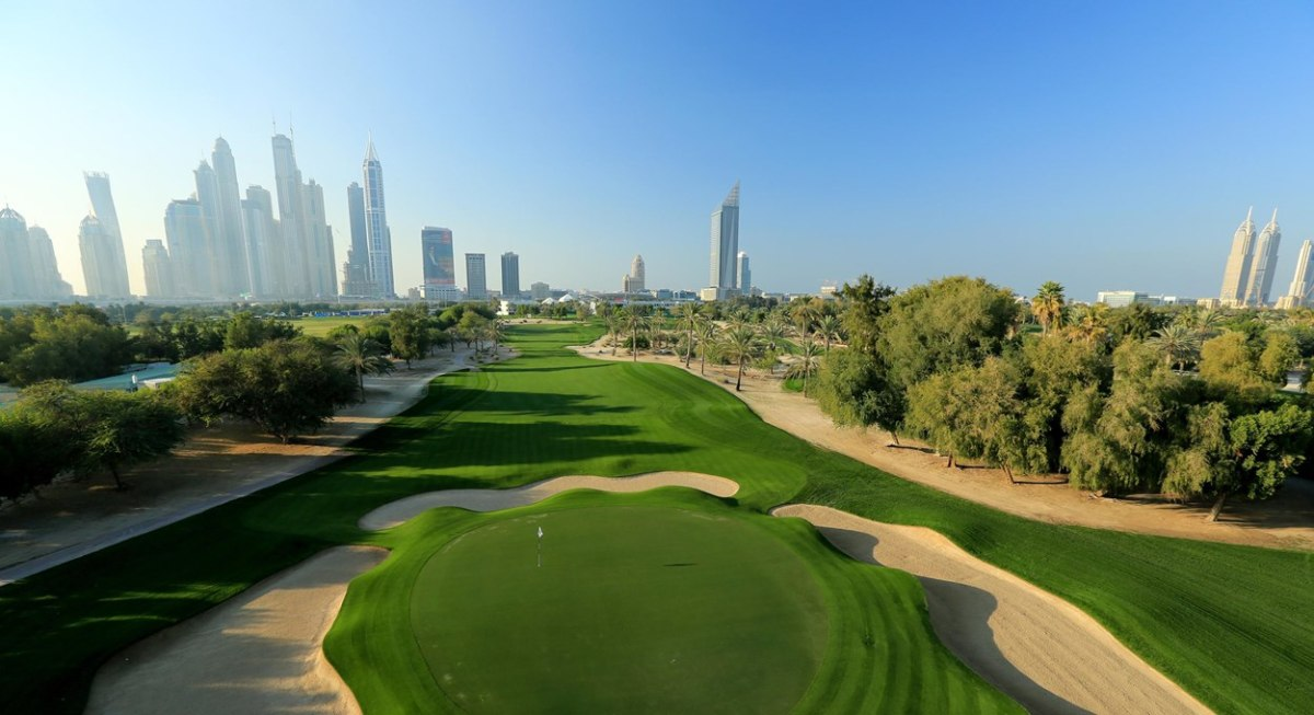 The Majlis, Emirates Golf Club