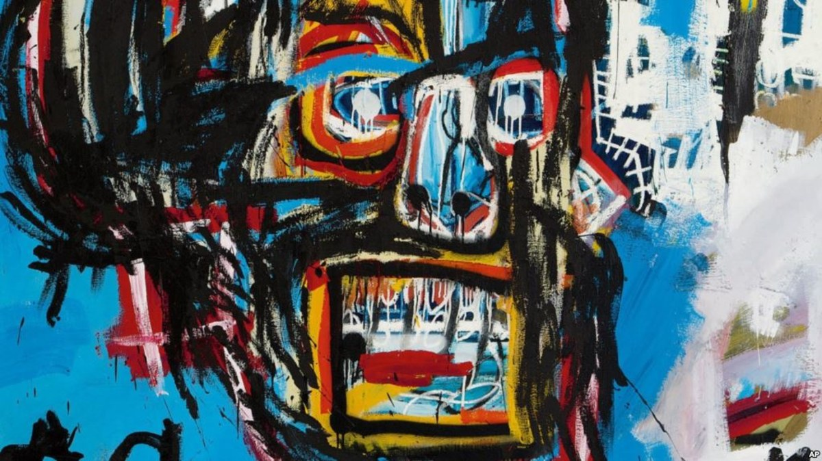 Sotheby's Sunday: Remembering Basquiat's $110.5 million Painting