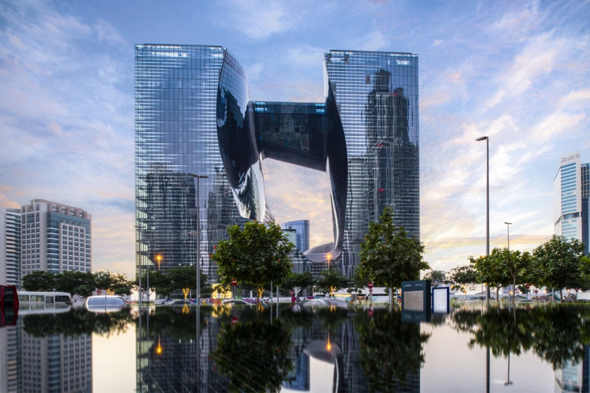Exclusive Developments: The Opus by Zaha Hadid