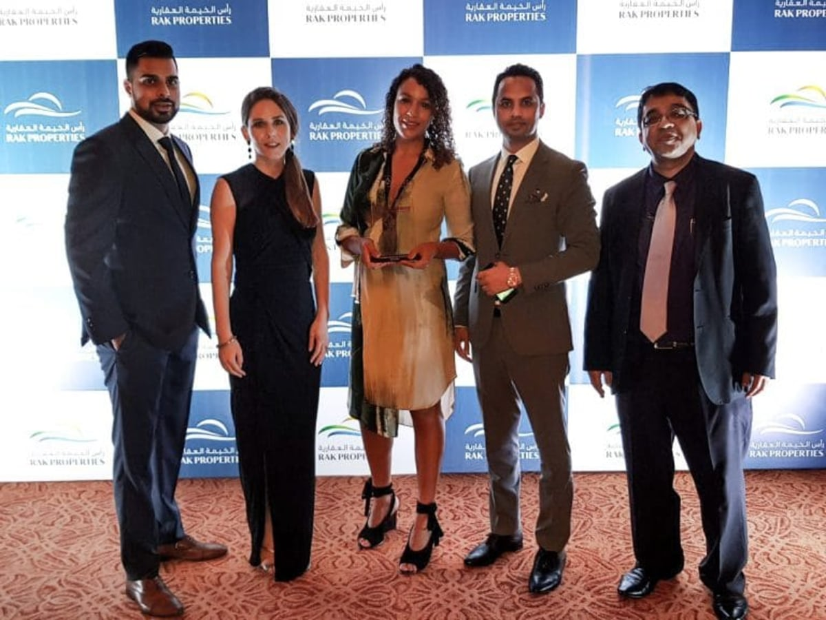 Arabian Business Awards: Gulf Sotheby's International Realty Awarded as the Real Estate Brokerage of the Year 2018