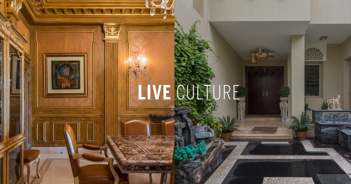 LIVE Culture: From Tradition to Space | Grand Dining Tables