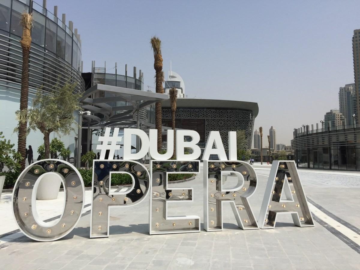 Dubai Opera, Downtown Dubai