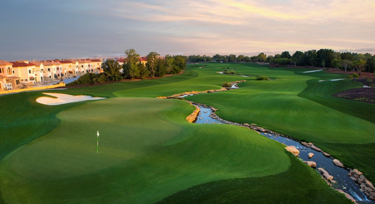 Earth, Jumeirah Golf Estates