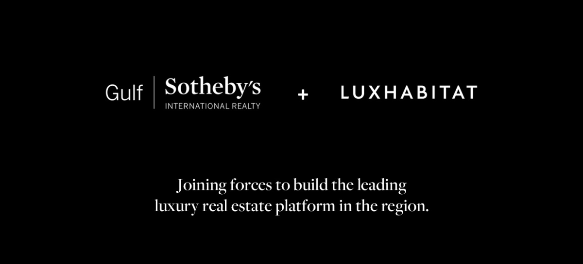 Gulf Sotheby's International Realty and LUXHABITAT join forces