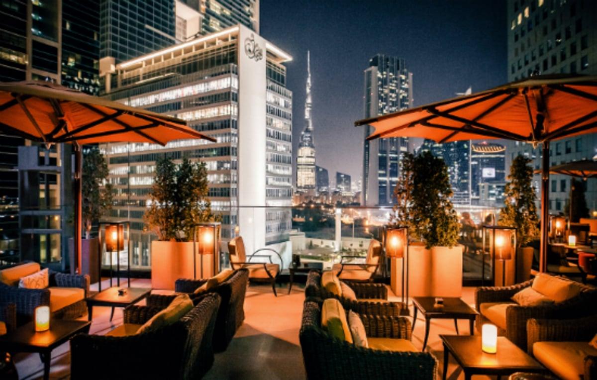 Luna Sky Lounge DIFC