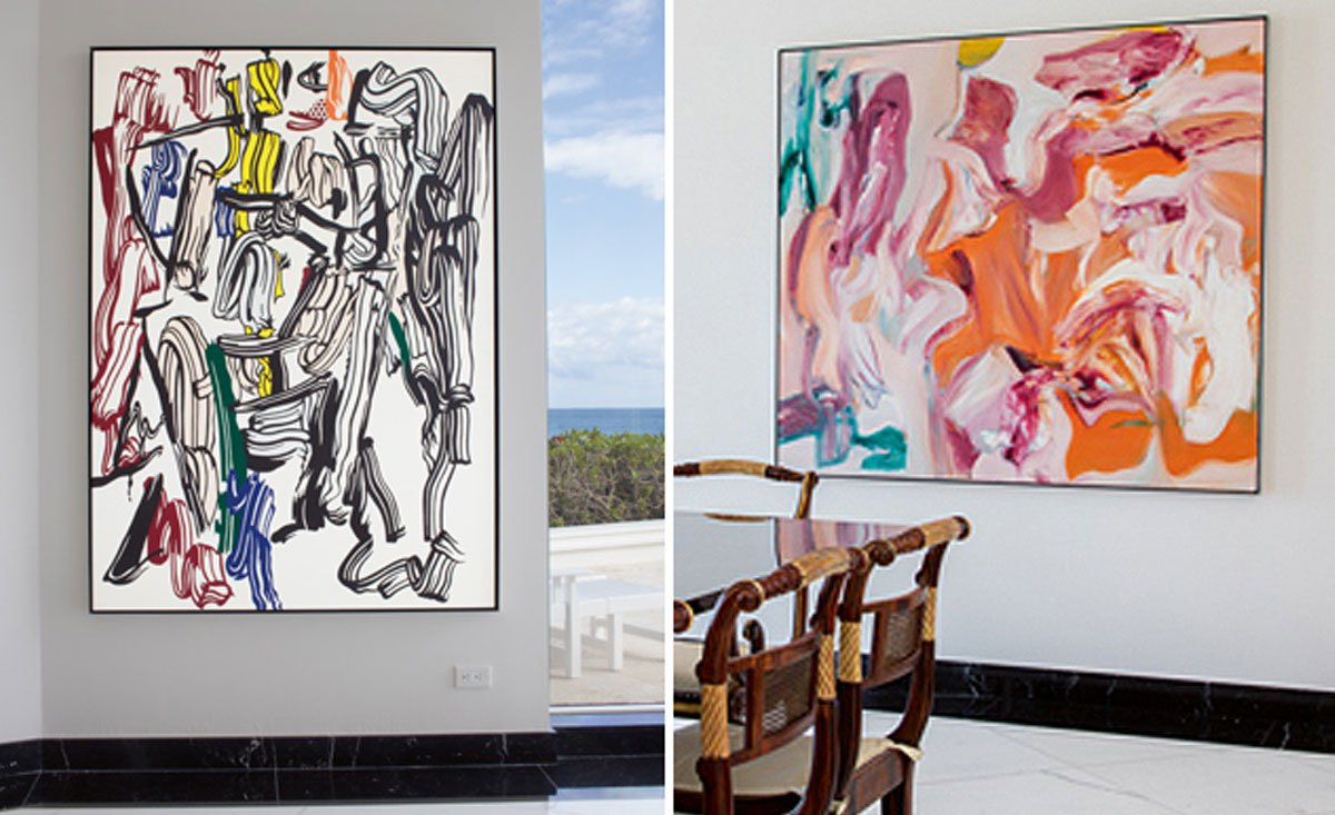 Sotheby's Sunday: Modern and Contemporary Masterworks from the Collection of Morton and Barbara Mandel